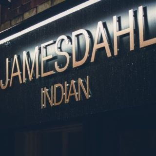 A photo of James Dahl Indian restaurant
