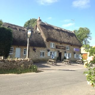 A photo of The Plough Inn Finstock restaurant