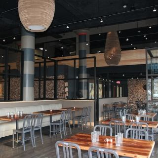 A photo of Samantha's Tap Room & Wood Grill restaurant