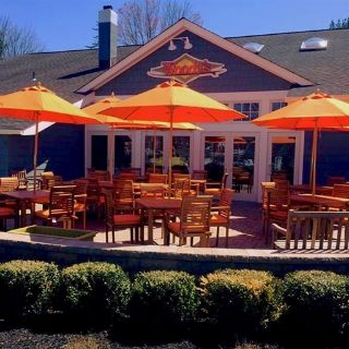 A photo of Woody's -Tinton Falls restaurant