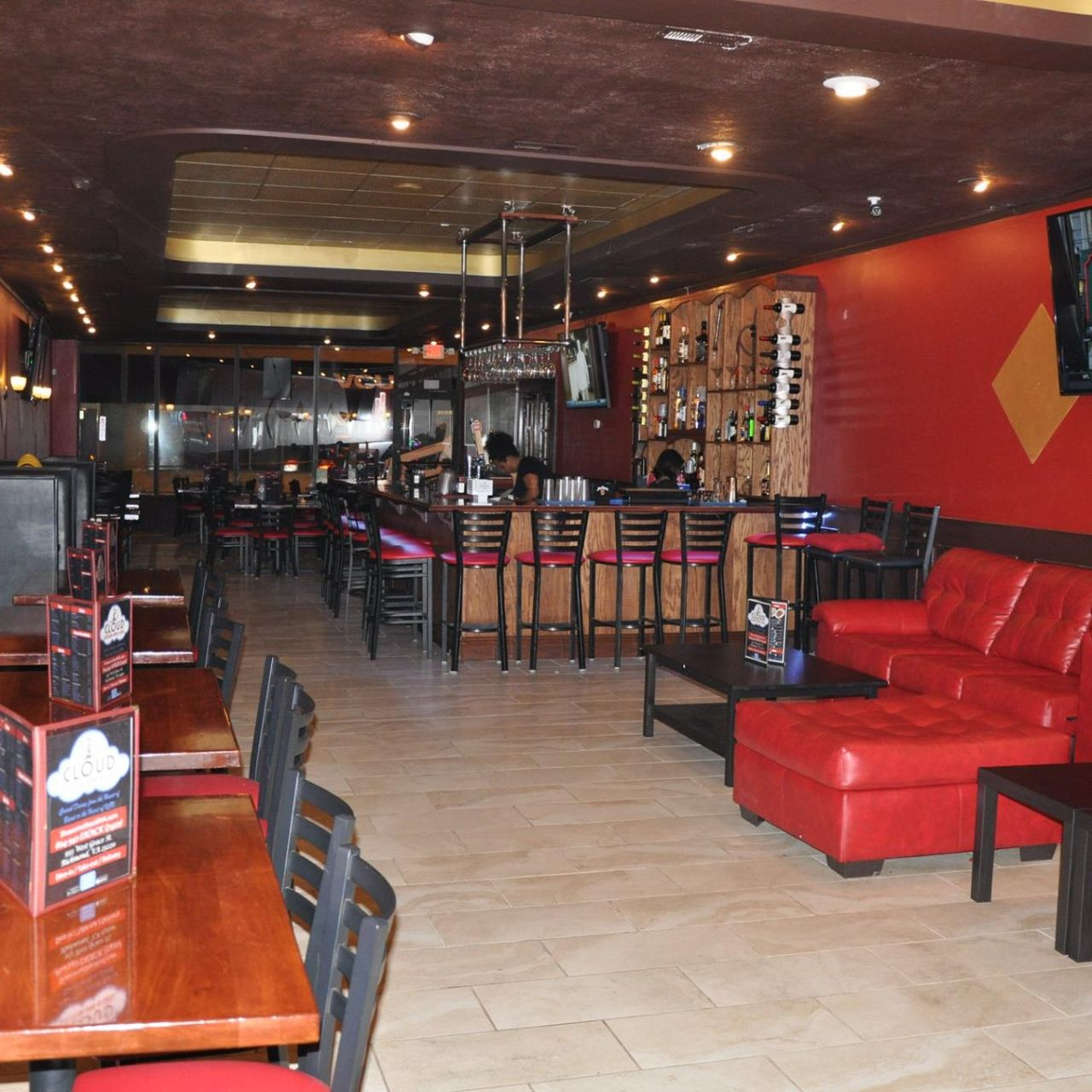 Cloud Hookah Bar Lounge Restaurant