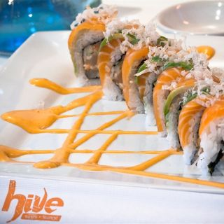 A photo of Hive Sushi Lounge restaurant