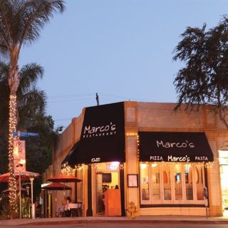 A photo of Marco's Trattoria - West Hollywood restaurant