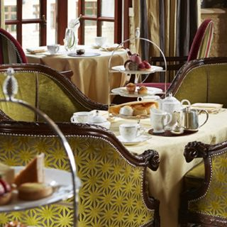A photo of Afternoon Tea at Pennyhill Park restaurant