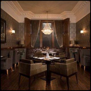 A photo of Hotel du Vin & Bistro - Glasgow restaurant