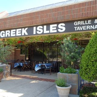A photo of Greek Isles Grille and Taverna restaurant