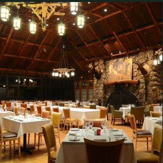 A photo of Restaurant 1915 and Blue Roof Tapas Bar - Bear Mountain restaurant