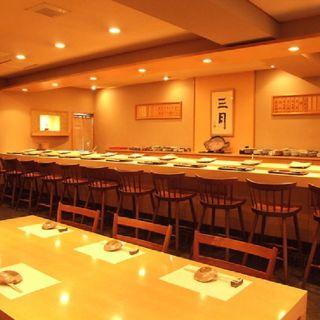 A photo of 鮨 秋月 restaurant