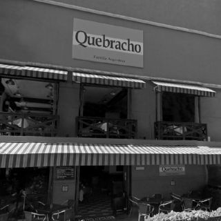 A photo of Quebracho Hamburgo restaurant