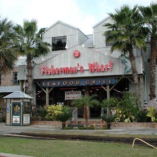A photo of Fisherman's Wharf restaurant