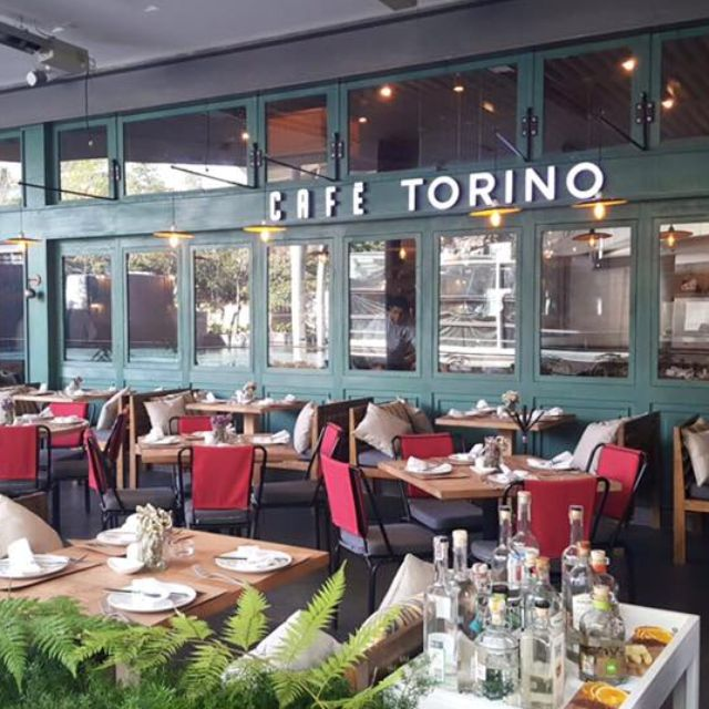 Cafe Torino Oasis Coyoacan Restaurant Mexico Cdmx