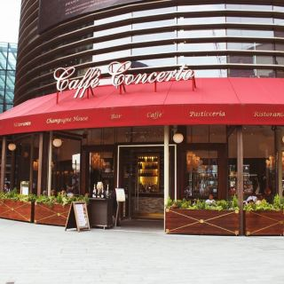 A photo of Caffe Concerto Stratford The Street restaurant