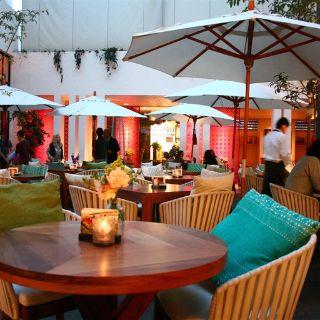 Una foto del restaurante Cafe O - San Angel