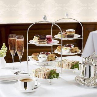 Afternoon Tea at Caffe Concerto Kensingtonの写真