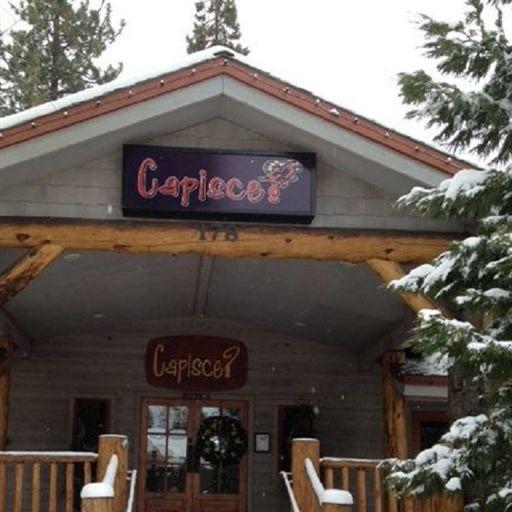 Capisce S Lake Tahoe Restaurant
