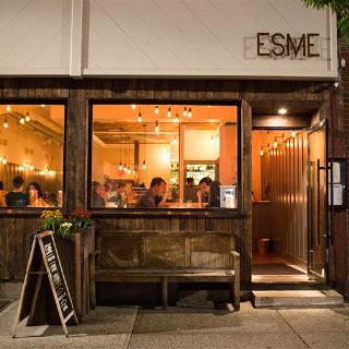 A photo of Esme restaurant