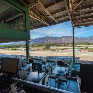 A photo of Turf Terrace at Santa Anita Park restaurant