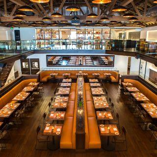 A photo of 1212 Santa Monica restaurant