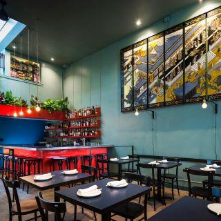 A photo of Lionhead restaurant