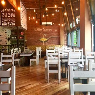 A photo of Mezzo restaurant
