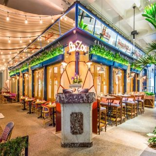 A photo of Le Zoo restaurant