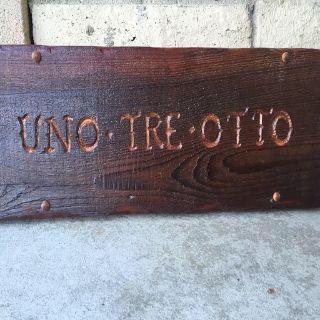 A photo of Uno Tre Otto restaurant
