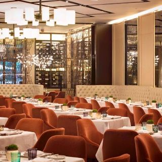 A photo of Rulfo restaurant