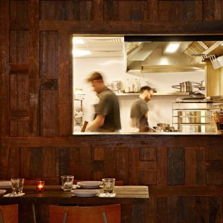 A photo of som saa restaurant