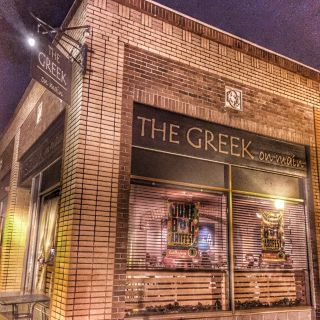A photo of The Greek on Main restaurant