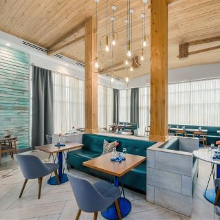 A photo of Starbelly OPEN KITCHEN + LOUNGE - Calgary restaurant