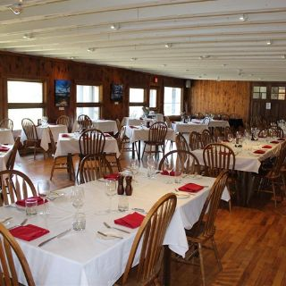A photo of Killarney Mountain Lodge restaurant