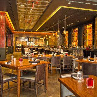 A photo of Revel restaurant