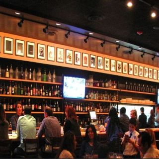 A photo of The Hall Bar & Grill restaurant