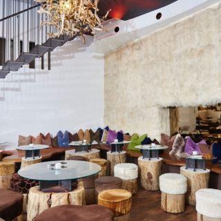 Una foto del restaurante 5 Bar & Lounge Stuttgart (Erdgeschoss)