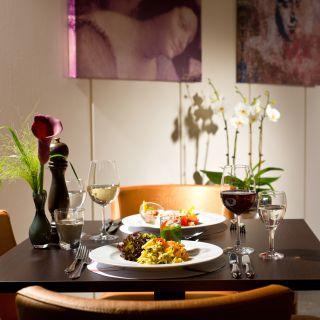 A photo of Vitruv im Leonardo Royal Hotel Baden-Baden restaurant