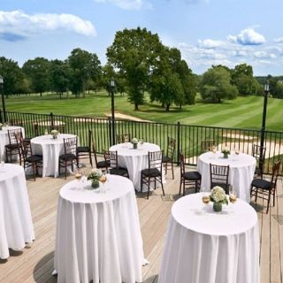 A photo of The Terrace @ The Rye Golf Club restaurant