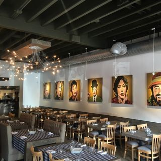 A photo of Barbusa restaurant