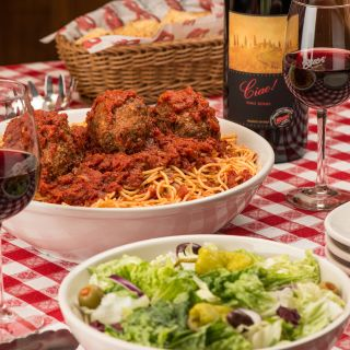 A photo of Buca di Beppo - Farmers Market restaurant