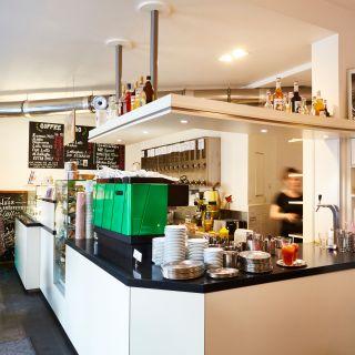 A photo of Barcomi's Kaffeerösterei restaurant