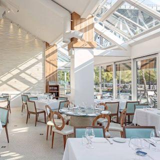 A photo of Ancora False Creek restaurant