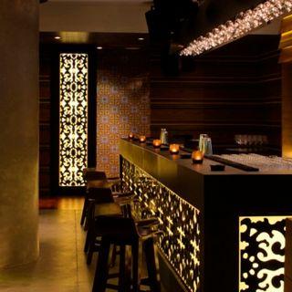 A photo of CAVE - Conrad Dubai restaurant