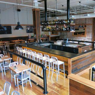A photo of Patxi's - Ballard restaurant