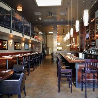 A photo of Patxi's - Marina restaurant