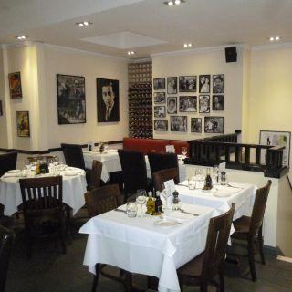 A photo of Demartino restaurant