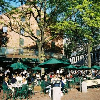 A photo of McCormick & Schmick's Seafood - Faneuil Hall restaurant