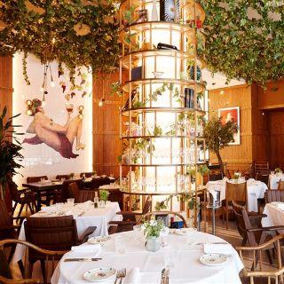 A photo of Ristorante Frescobaldi London restaurant