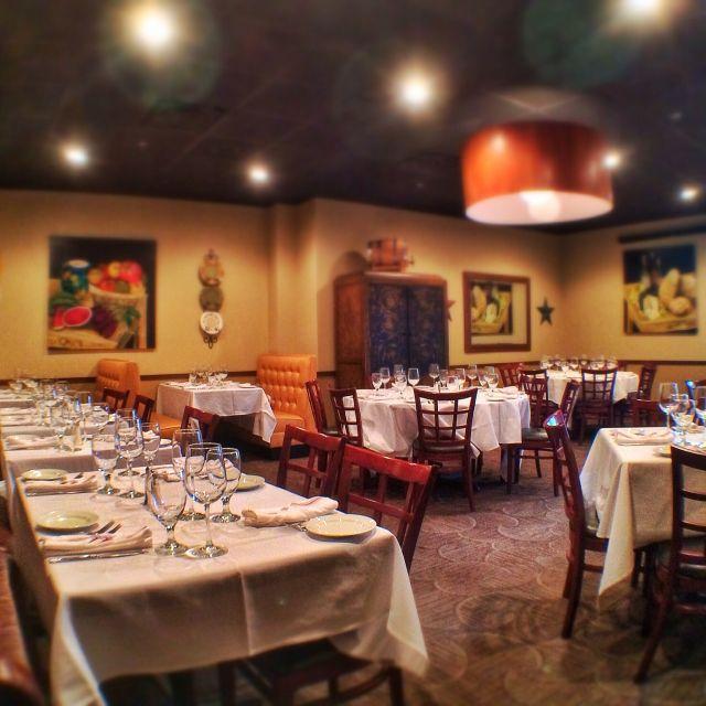 B Christopher S Greensboro Restaurant