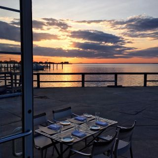 A photo of Le Dock restaurant