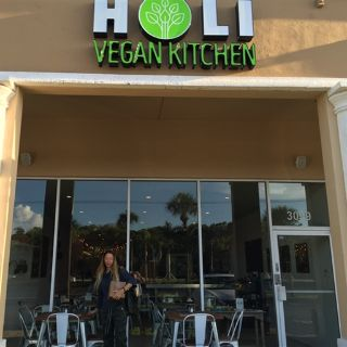 A photo of Holi Vegan Kitchen restaurant