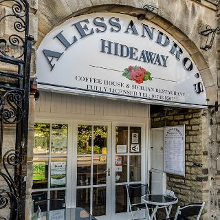 A photo of Alessandros Hideaway restaurant